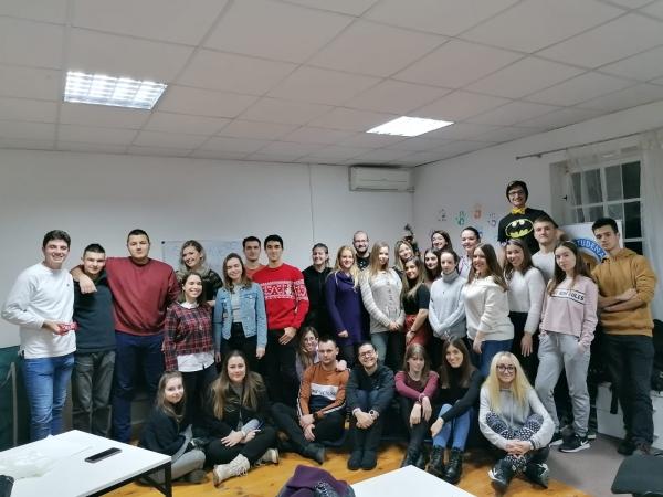 Unija studenata Vršac - šta smo sve radili u 2019.