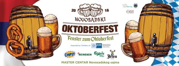 Novosadski OCTOBERFEST 2016.