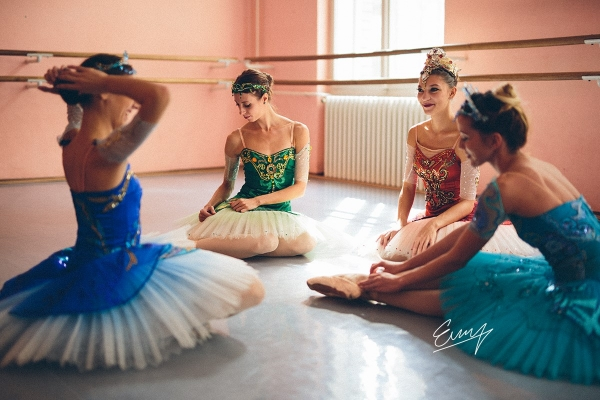 Na probi Baleta Srpskog narodnog pozorišta: kako nastaje magija pokreta