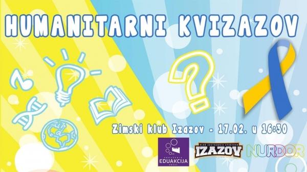 Humanitarni Kvizazov u Vršcu!